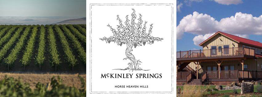 McKinley Springs winery near The Lodge at Columbia Point in Richland, Washington