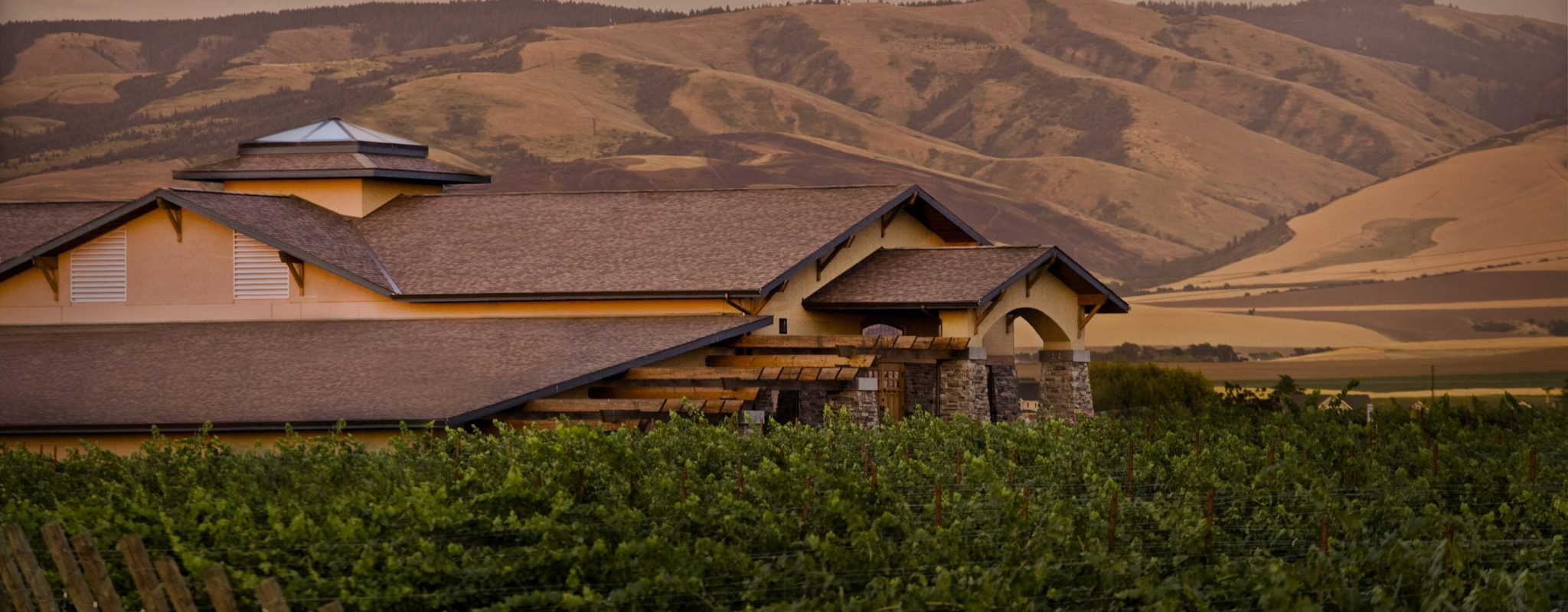 Northstar Winery near the Lodge at Columbia Point