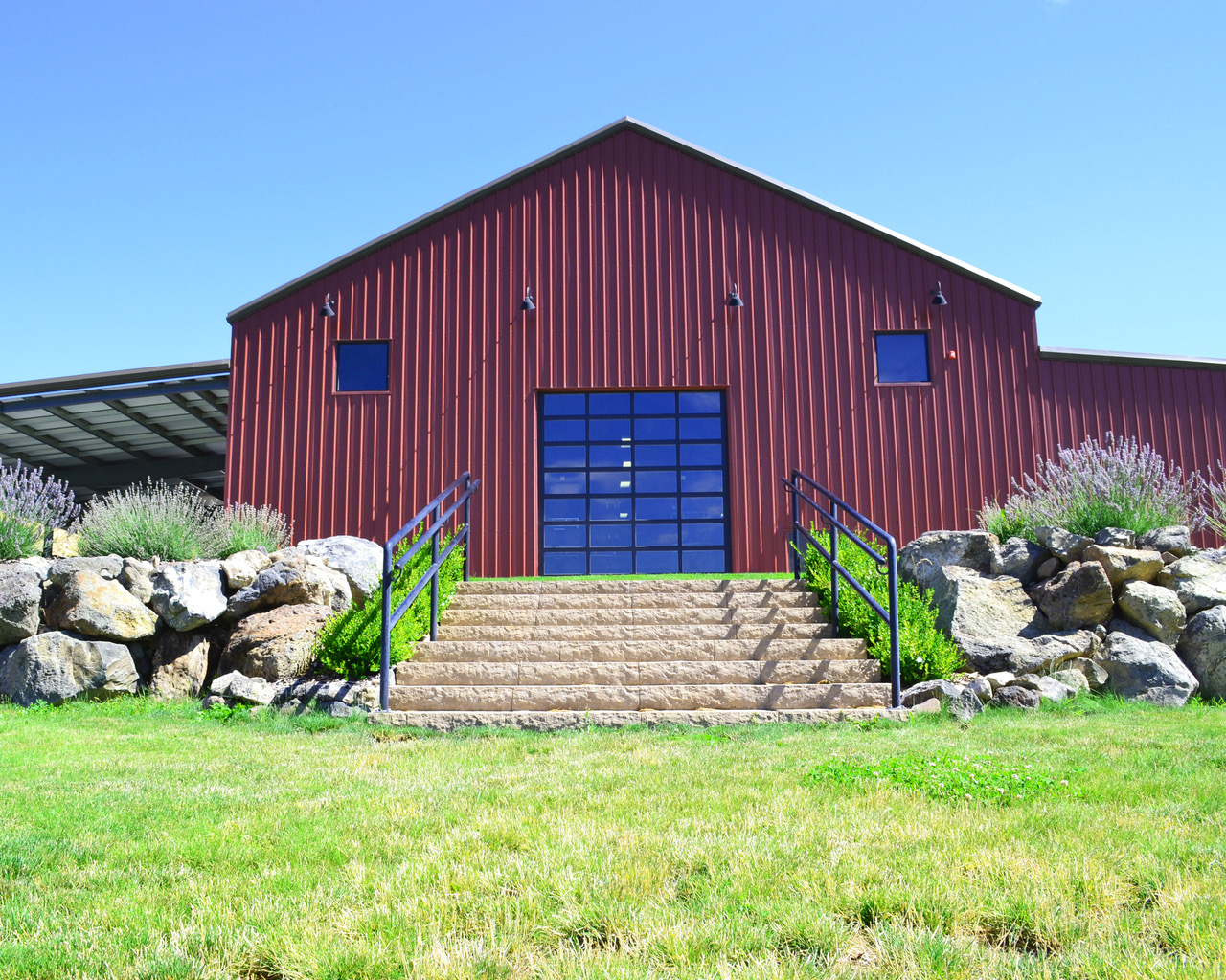 Owen Roe Winery near Richland lodge on the Columbia River