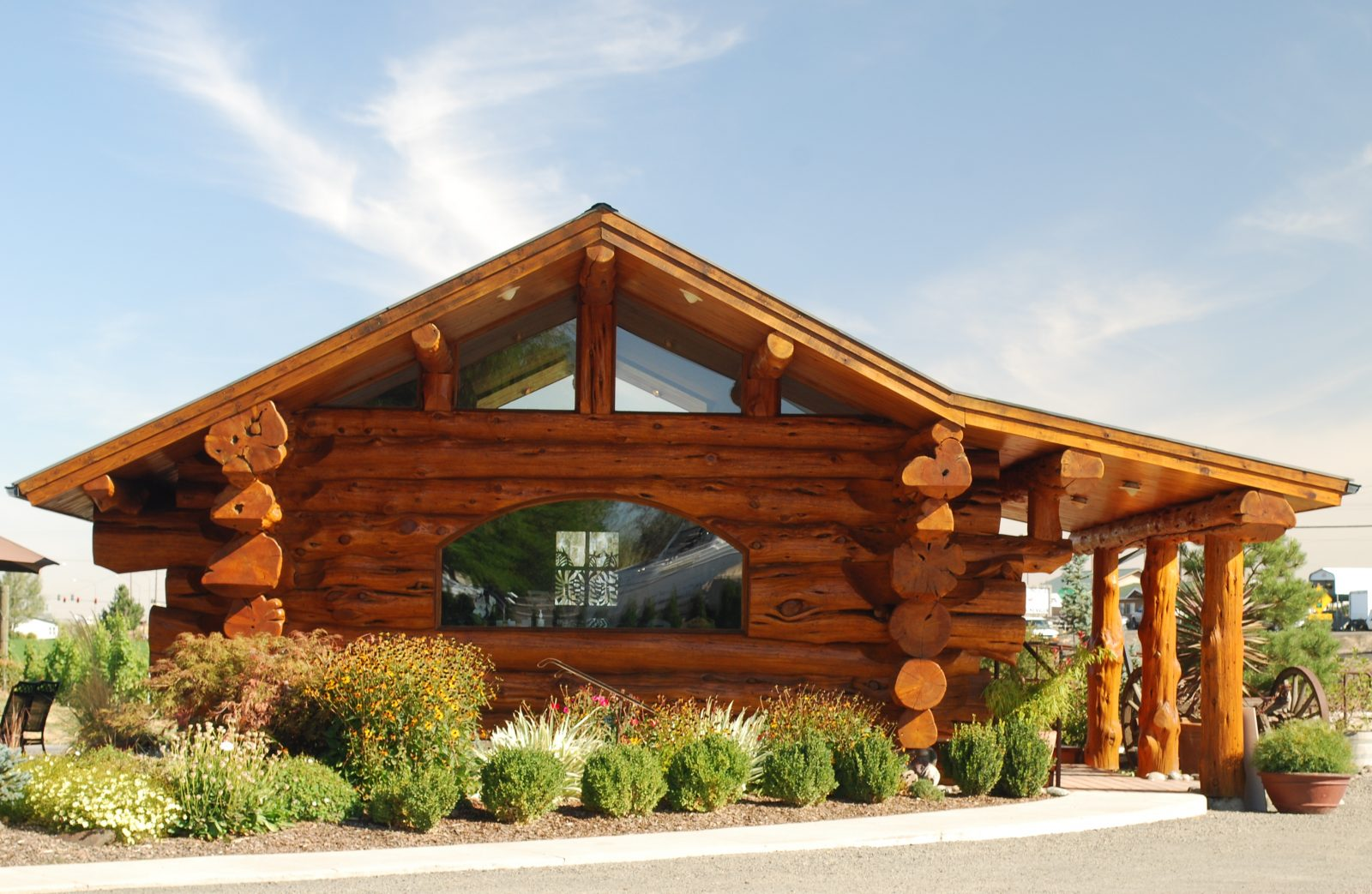 Zerba Cellars winery near the Lodge of Columbia Point in Richland, Washington