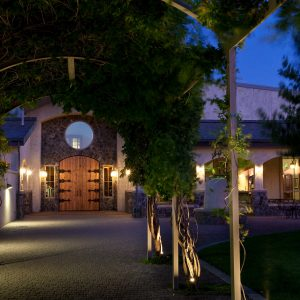Terra Blanca Winery near Richland, Hotel