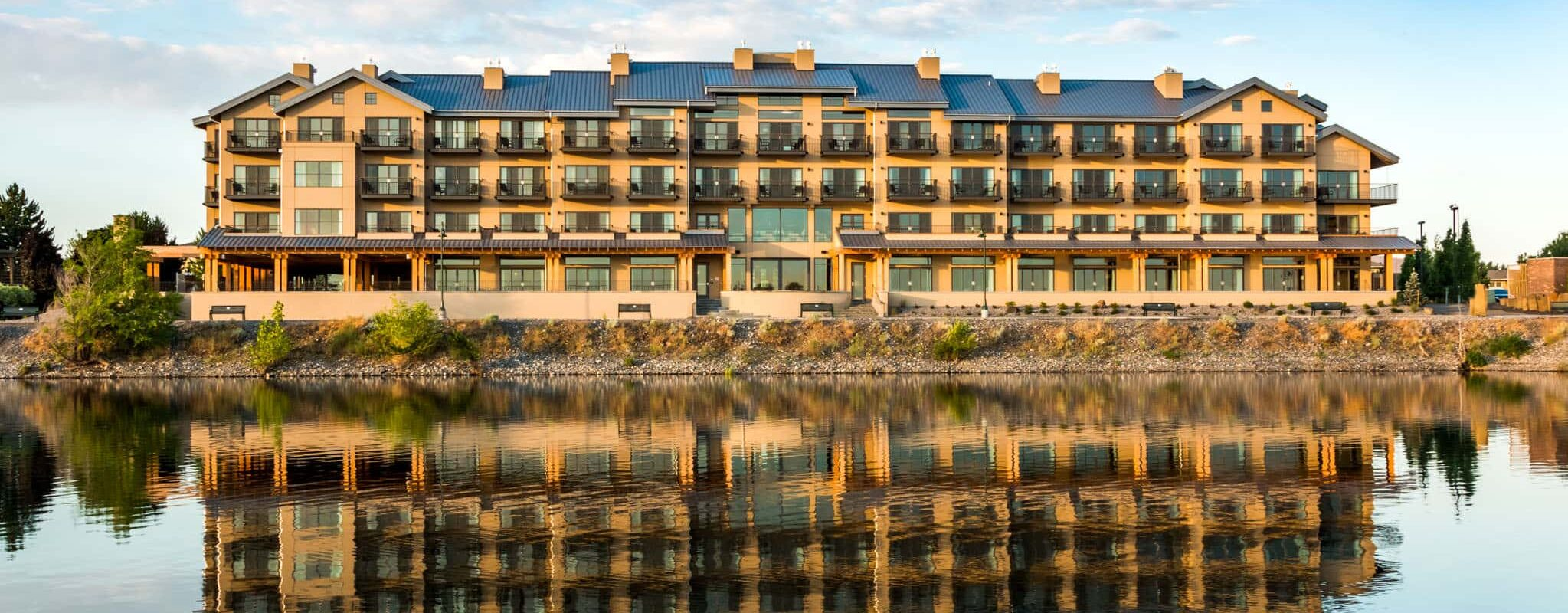 Riverfront Hotel in Richland, Washington