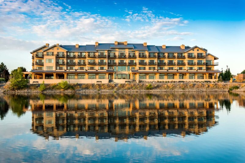 Riverfront Hotel in Richland, Washington