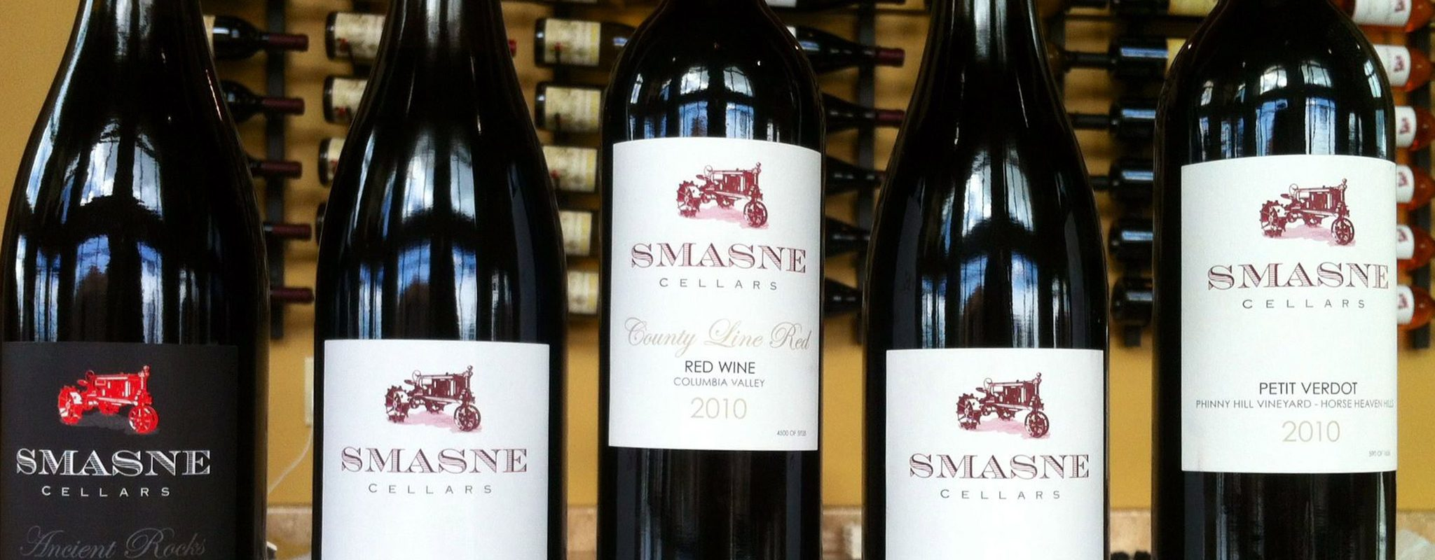 Smasne Cellars near Lodge at Columbia Point
