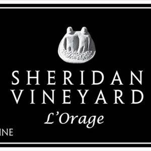 Sheridan Vineyard near Lodge in the Tri-Cities