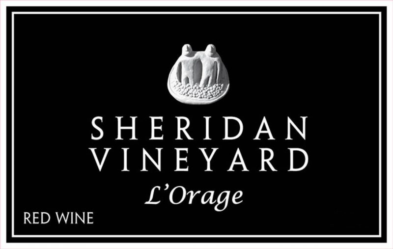 Sheridan Vineyard near Lodge in the Tri-Cities