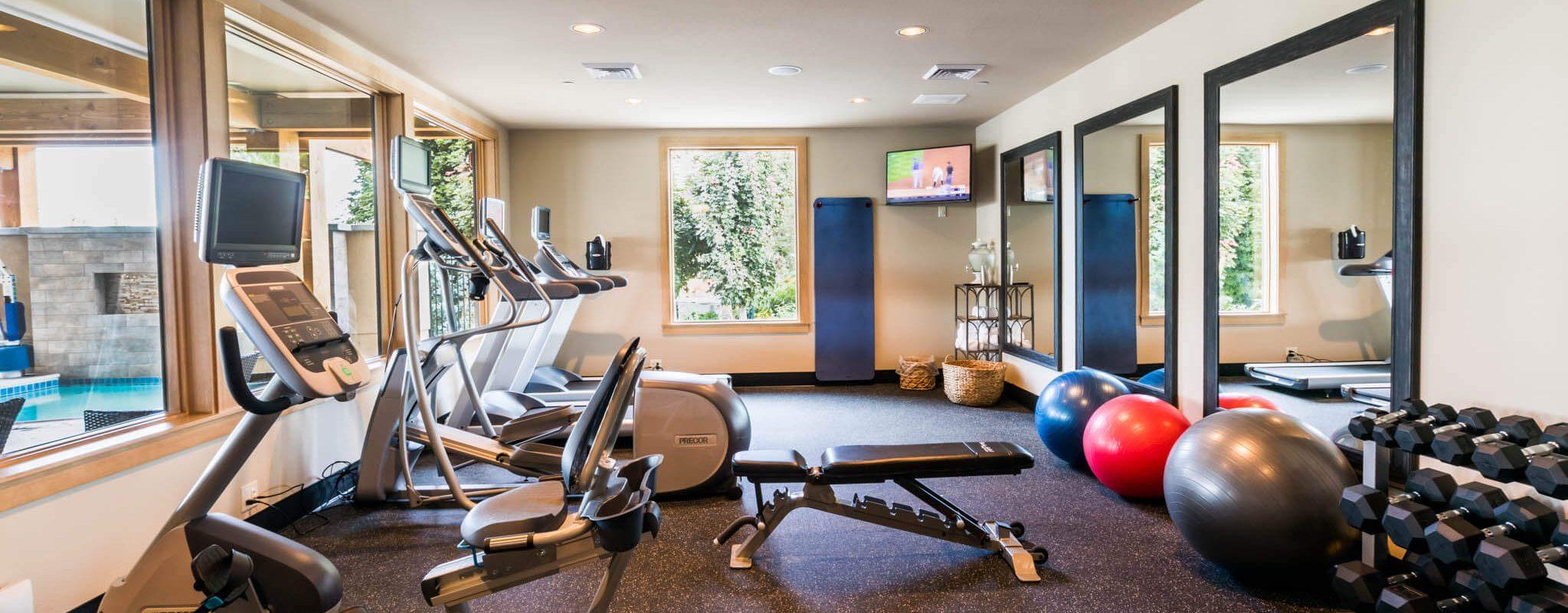 Gym in Richland, Washington