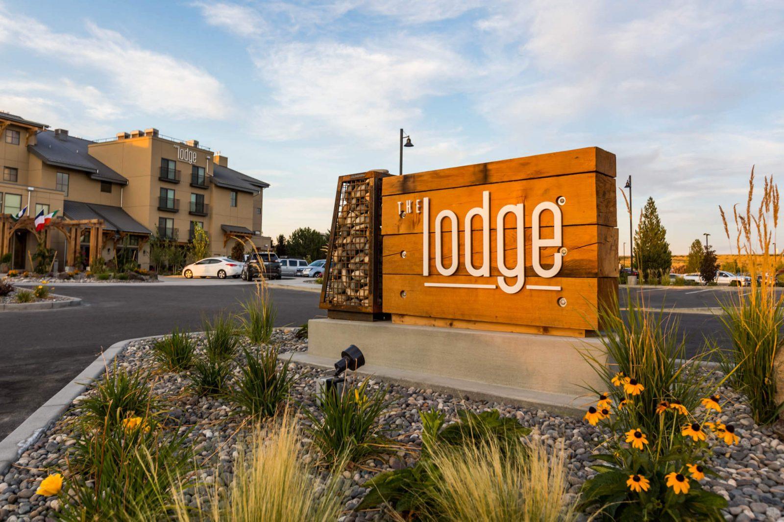 Lodge at Columbia Point in Richland, Washington
