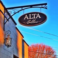 Alta Winery sign