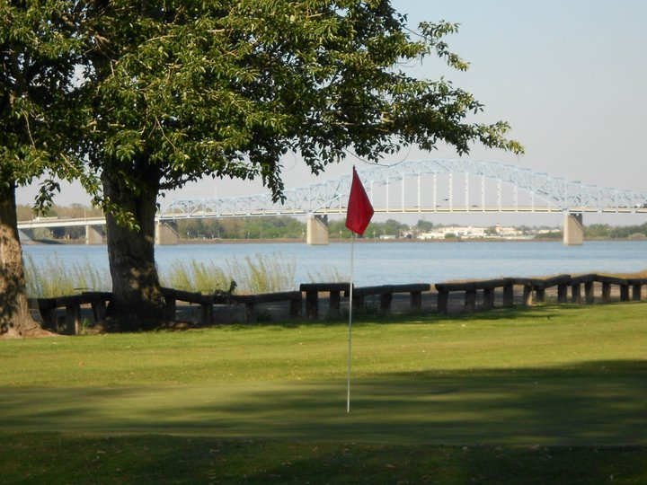 Columbia Park Golf Links in Kennewick, Washington