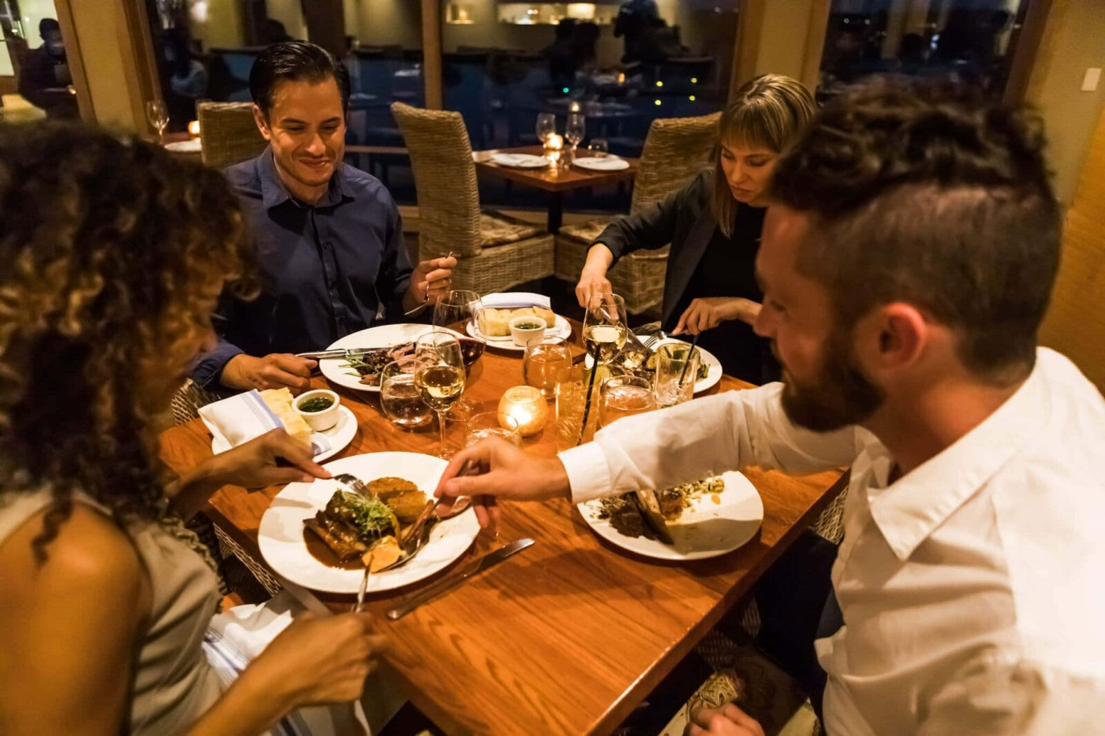 Dine at the Drumheller's Food and Drink and savor the local flavors!