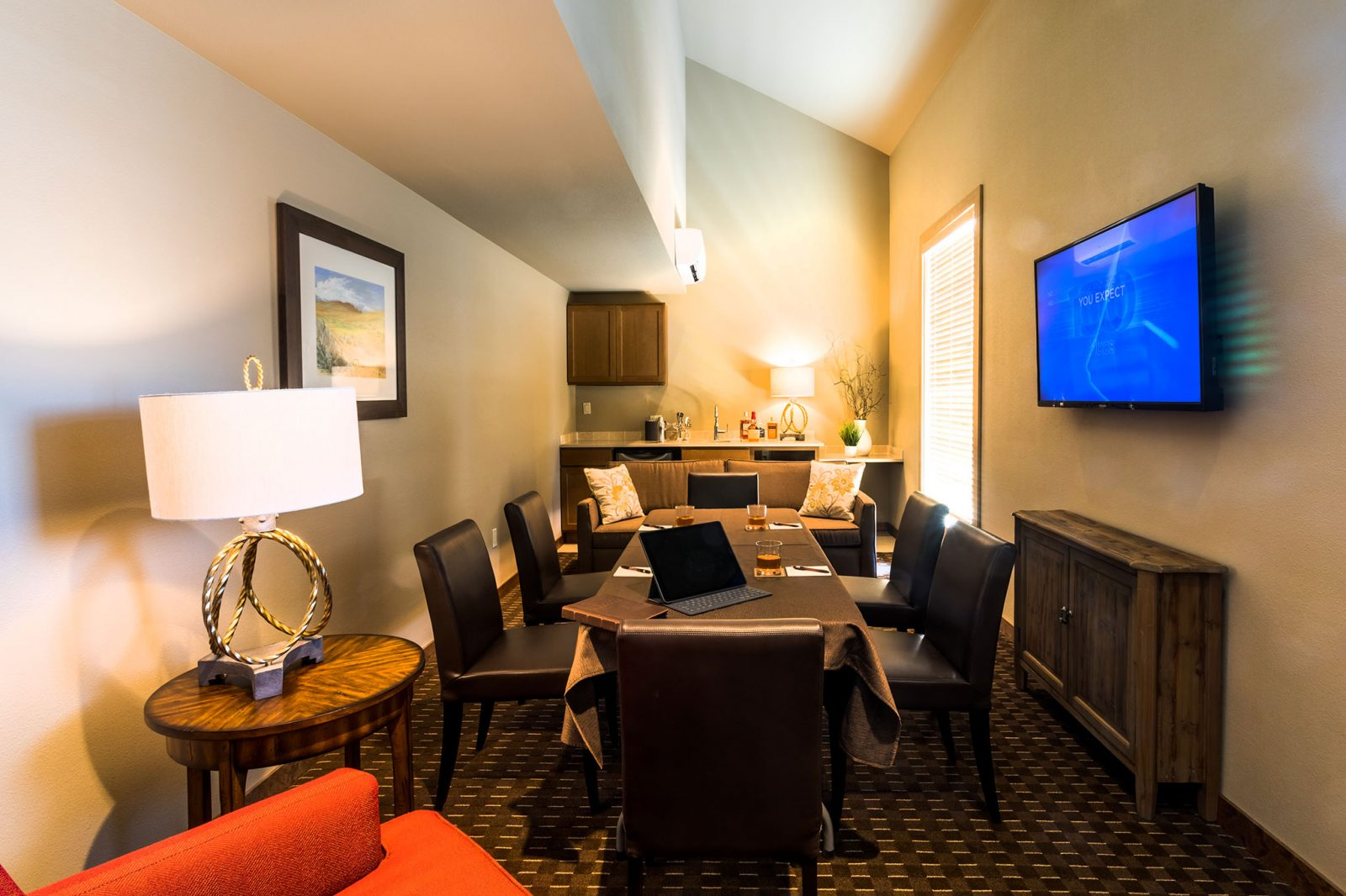 We have media rooms designed for your new media needs