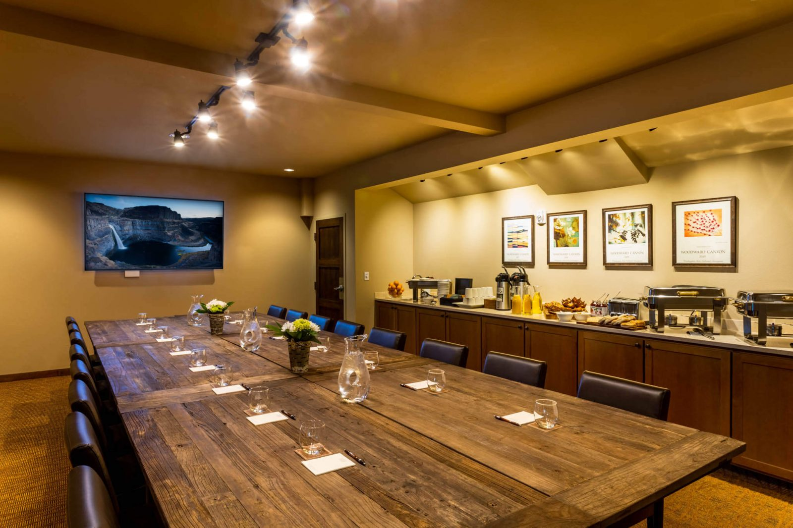 The Reserve is the perfect room for small groups