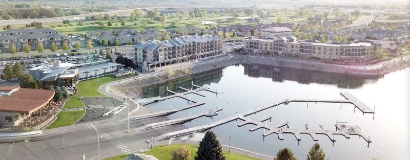 Richland, Washington waterfront lodging