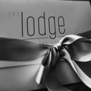 Purchase a gift card for the Lodge at Columbia Point