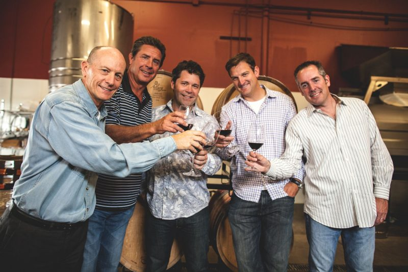 Cheers to good wine
