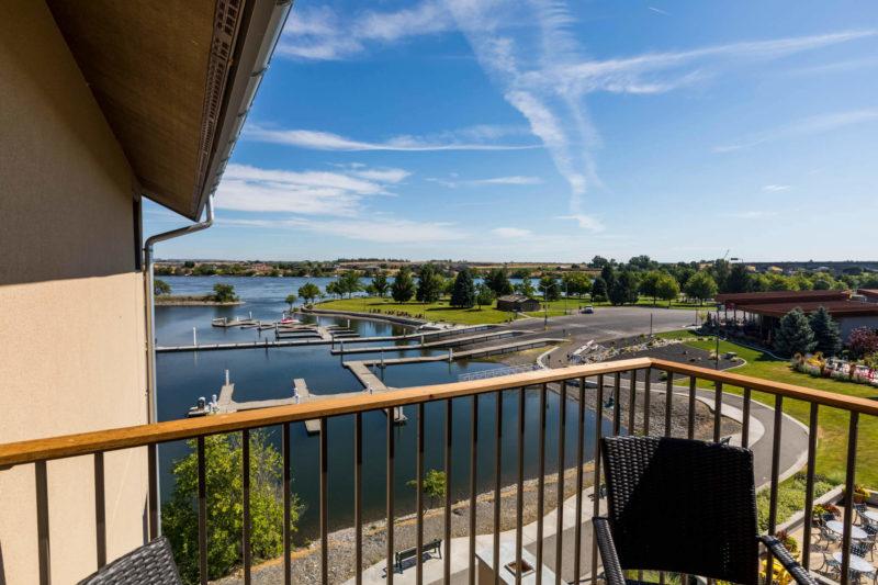 Grand Cru Riverfront view room