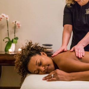 Take a moment to relax at our spa