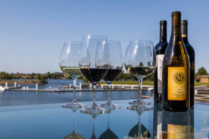 We have wonderful wines to taste