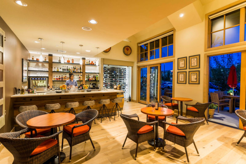 Check out the Vine Wine and Craft Bar