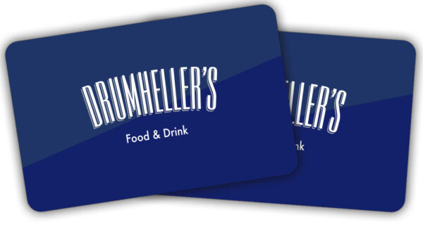 Drumheller Gift Cards
