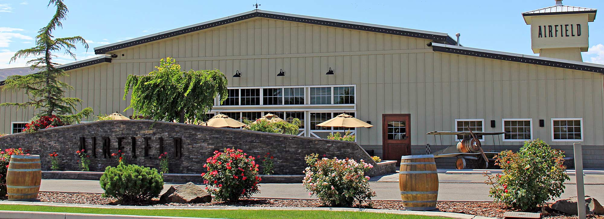 Airfield Winery