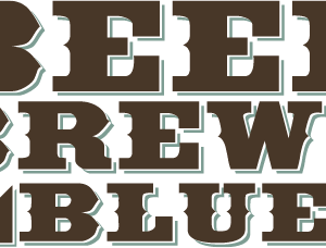 Beef, Brews and Blues logo