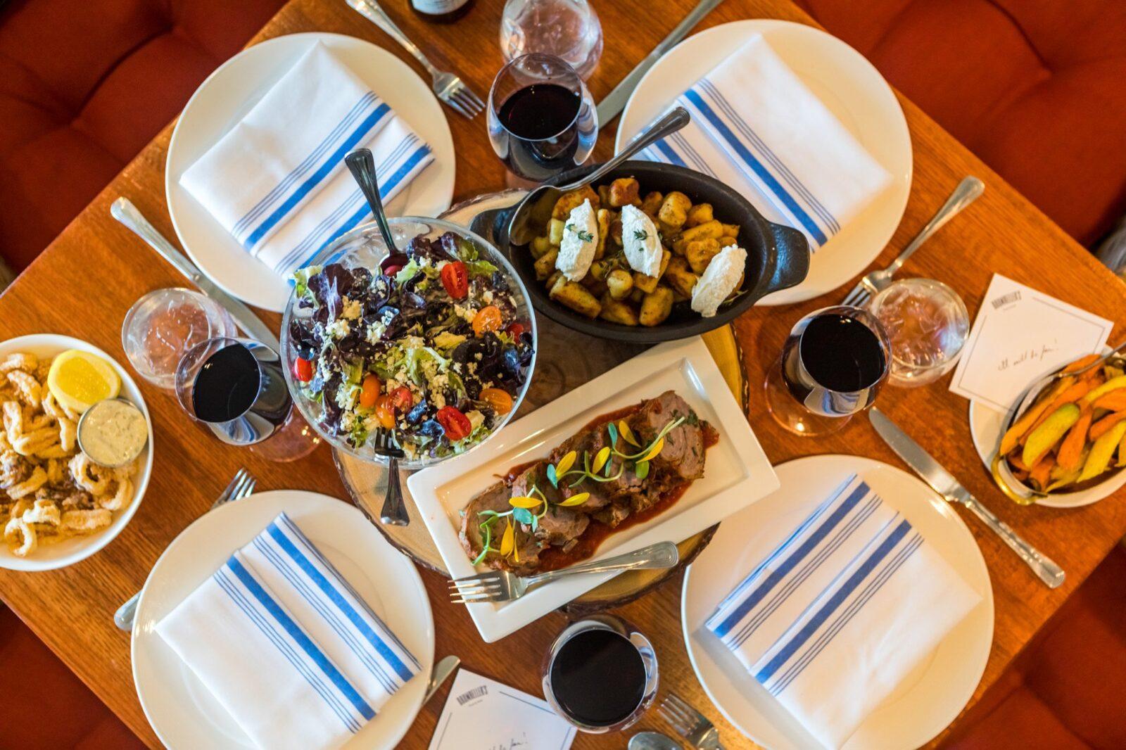 Sunday Supper Event in Richland, WA