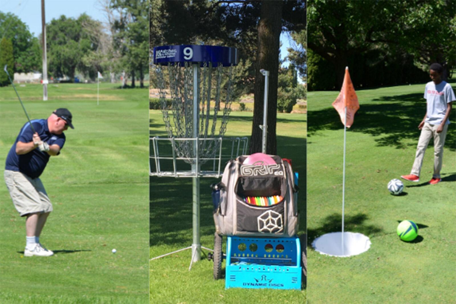 Golf in Richland