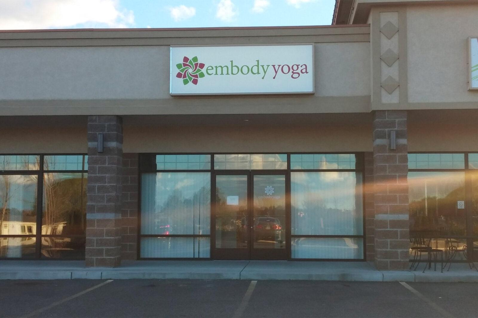 Yoga in Washington