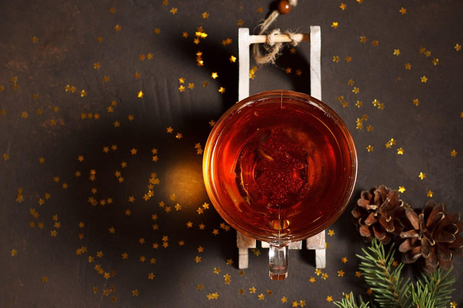 Christmas tea in Richland