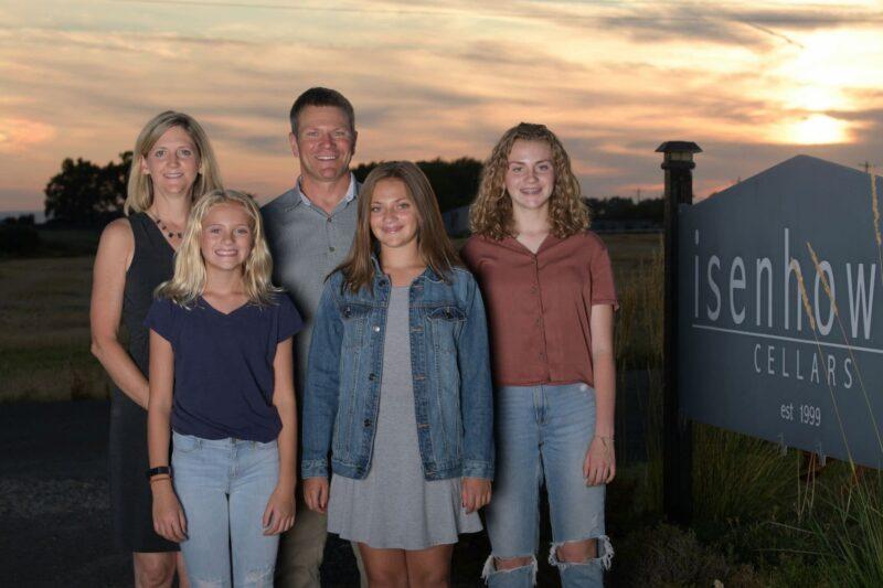 Isenhower Cellars Family